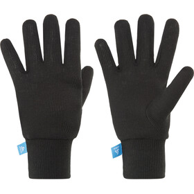 Odlo Originals Warm Guantes Niños, black